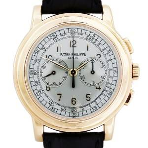 Patek Philippe 5070R Complicated 18kt Rose Gold Chronograph Mens Watch