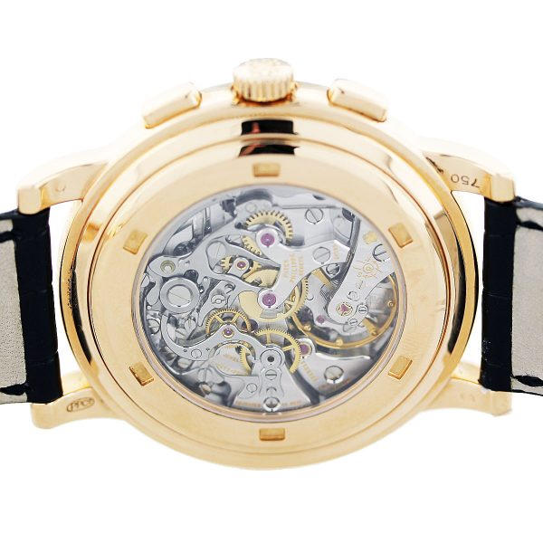 Patek Philippe Complicated Rose Gold Mens Watch