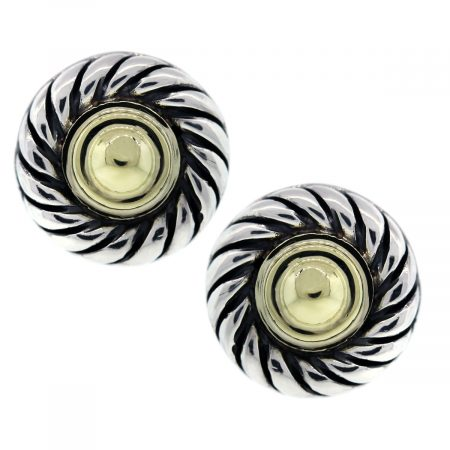 David Yurman Cookie Stud Earrings