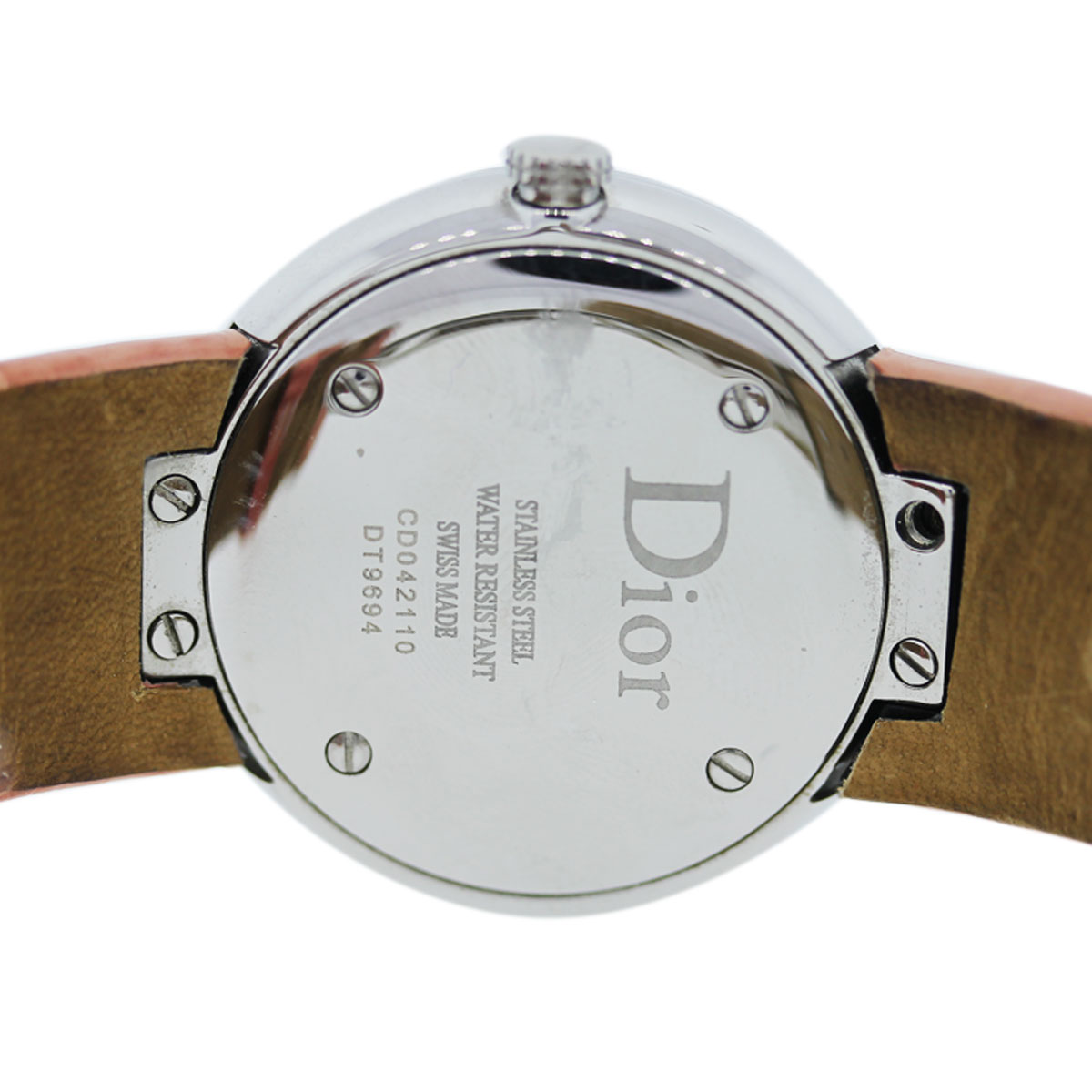 Christian Dior Female Pink Diamond Mother of Pearl