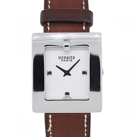 Hermes White Dial Watch