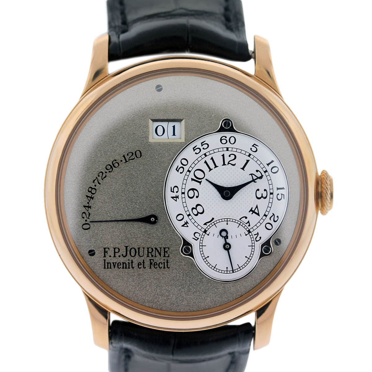 F P Journe Octa Reserve De Marche Automatic Watch Boca Raton