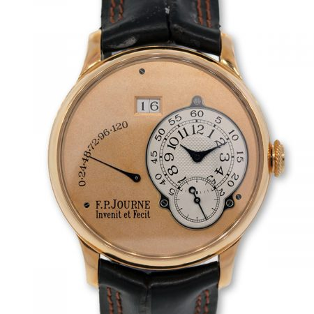 Estate F.P. Journe Octa Collection Mens Watch