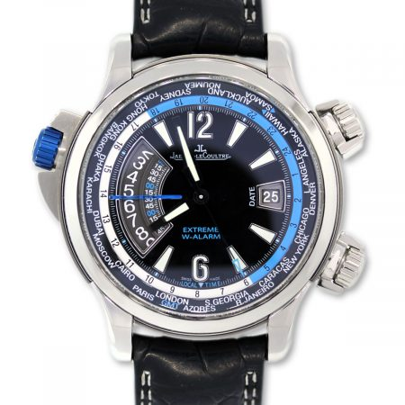 Master Compressor W-Alarm Tides of Time Watch