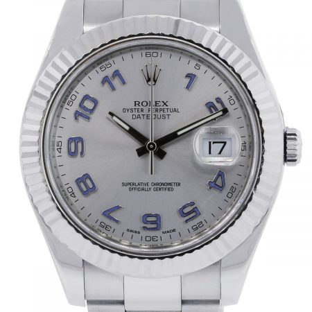 White Gold Tahitian MOP Dial Rolex Pearlmaster