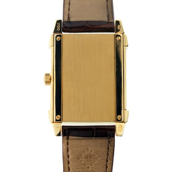 Patek Philippe 5111J Gondolo 18k Yellow Gold Watch