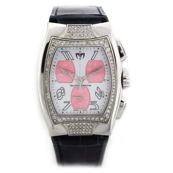 Technomarine Technosquare Mother of Pearl Watch
