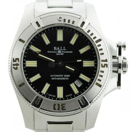 Ball Engineer Hydrocarbon Classic III Stainless Steel Watch
