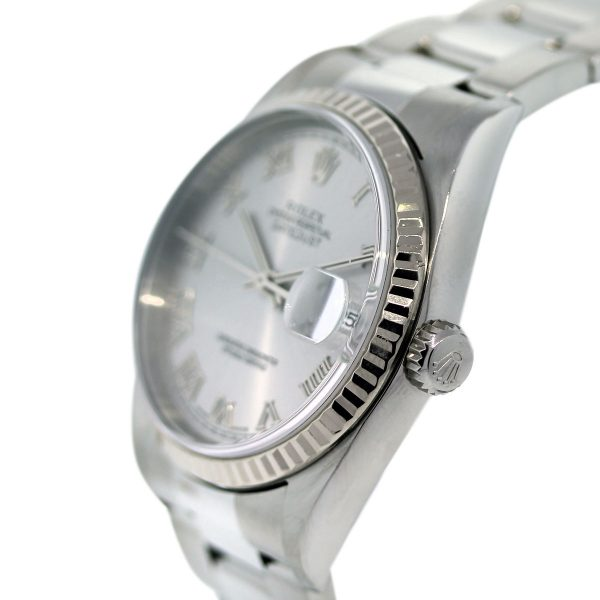 Pre-Owned Luxurious Rolex Datejust