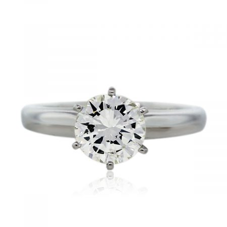 Diamond GIA Solitaire Engagement Ring