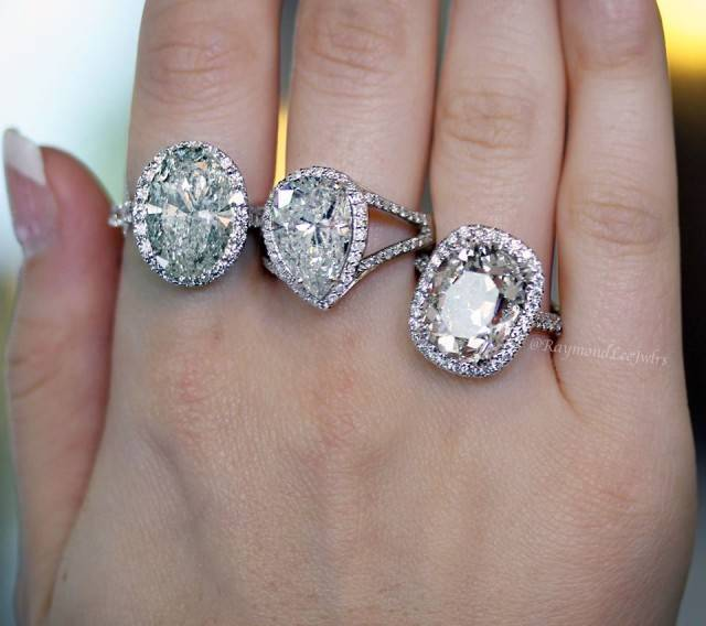 Estate halo engagement rings - We reuse and recycle other products – why  not diamonds?