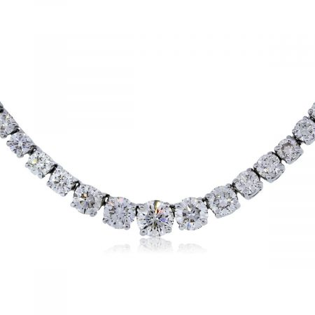 22.41 Diamond Necklace