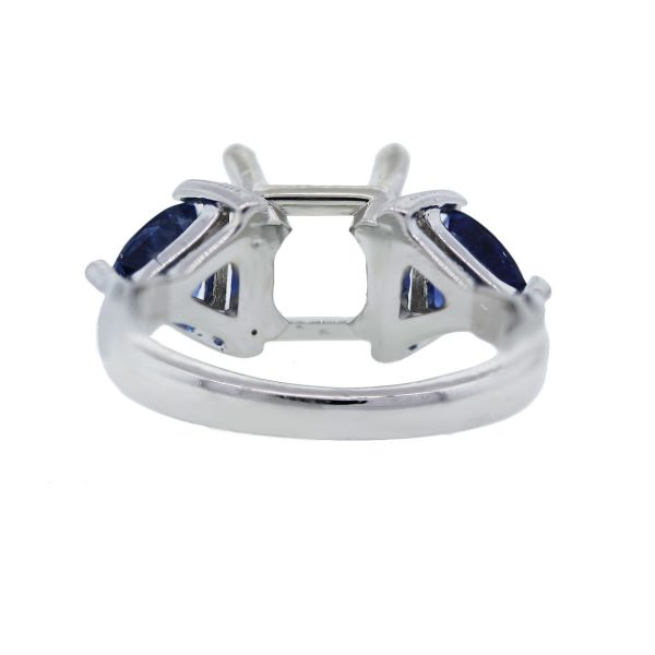 Sapphire Ring Mounting
