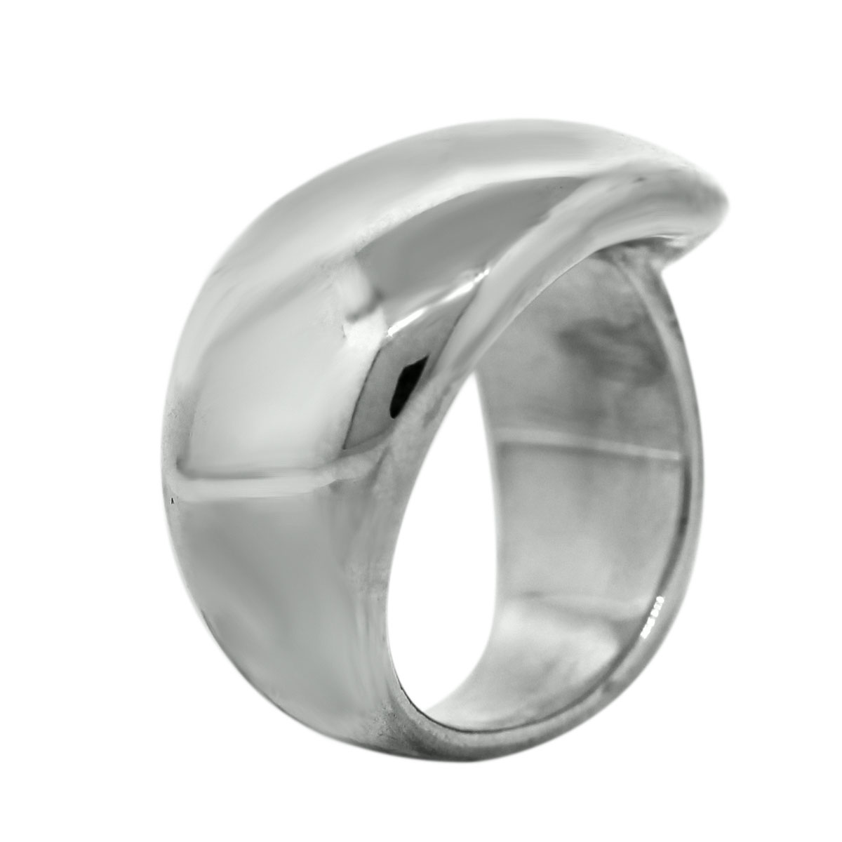 Sterling Silver CHANEL Ring