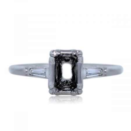 Pre Owned Engagement Ring Mounting