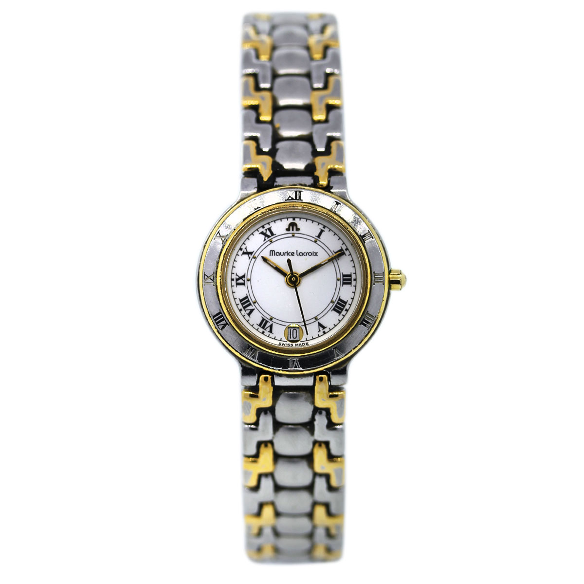 White Dial Ladies Maurice Lacroix