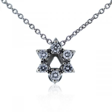 Roberto Coin Star Of David Necklace