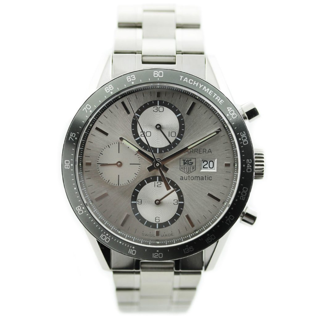Tag Heuer Carrera Calibre 16 Date Automatic Chronograph Watch