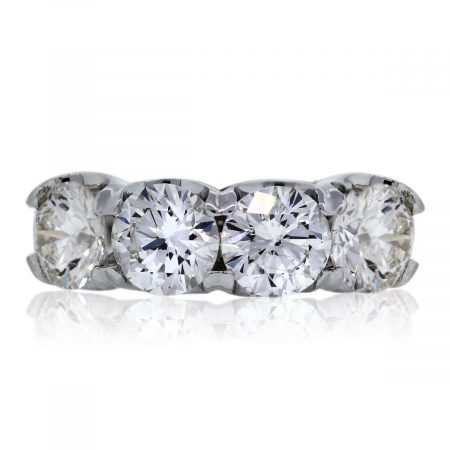 Pre-Owned 4.11ctw Diamond Ring