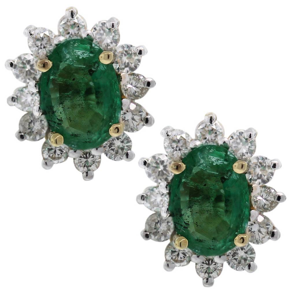 Emerald Earrings Cover
