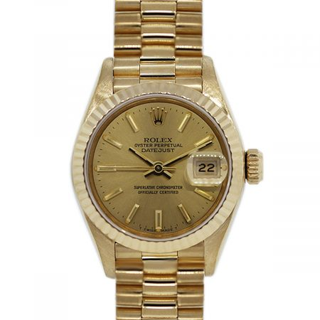 18k Yellow Gold Rolex Presidential
