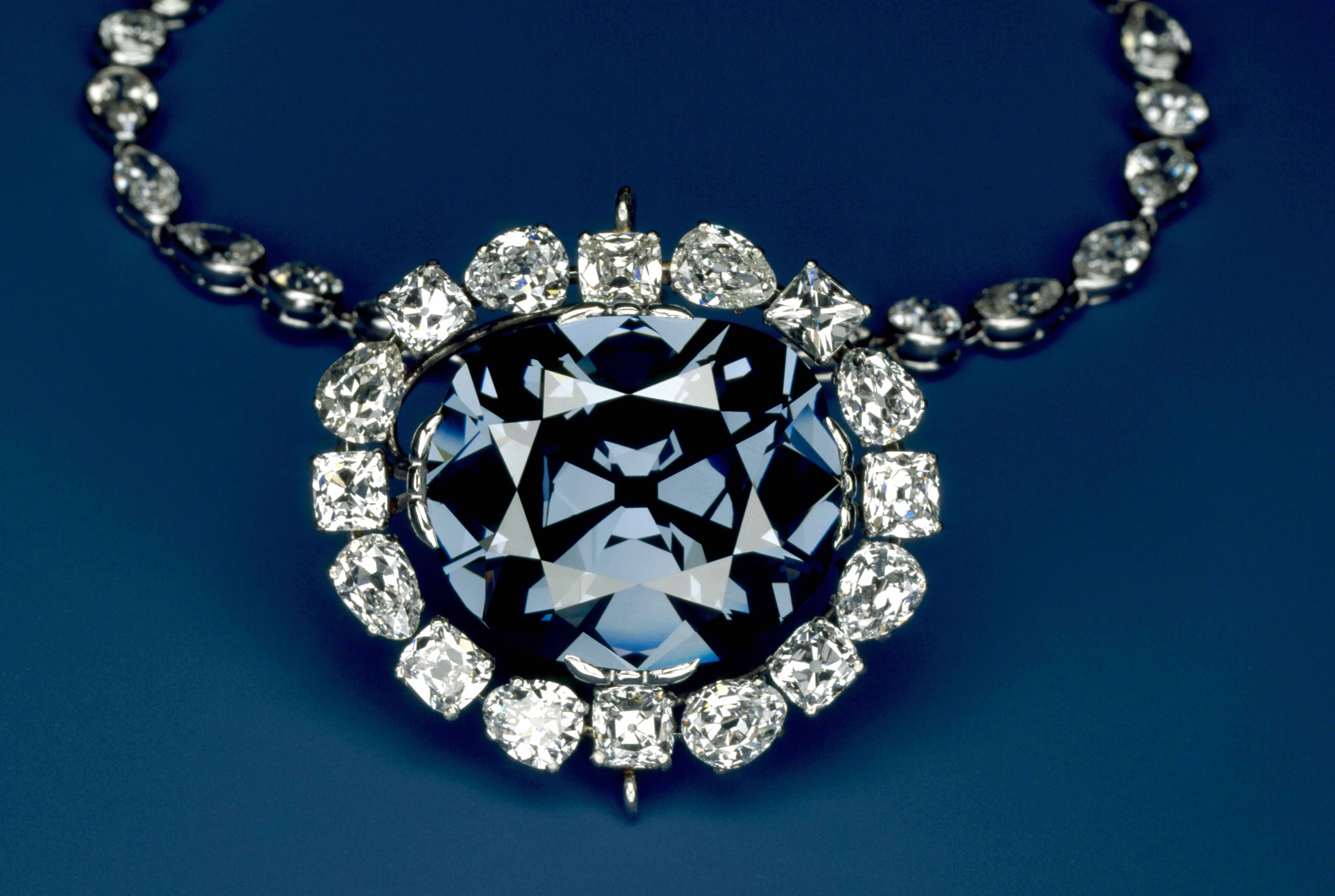 The Hope Diamond: The Reality and the Fantasy