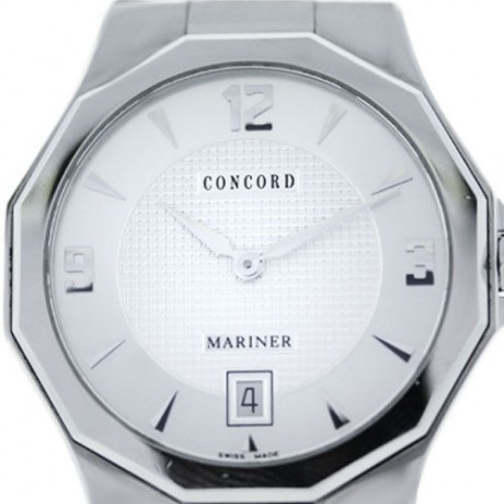 Concord Mariner 14 e7 1881 Stainless Steel Watch