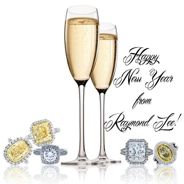 Happy New Year from Raymond Lee Jewelers