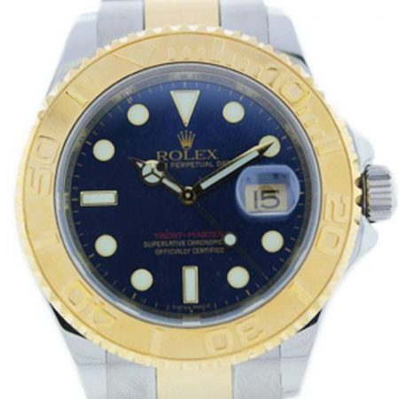 Two Toned Rolex