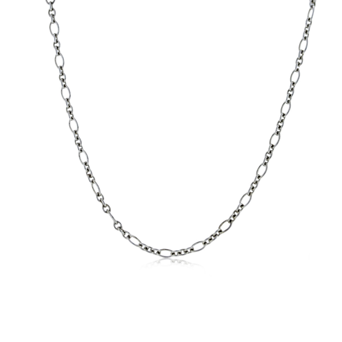 hardy sterling silver link chain necklace boca raton