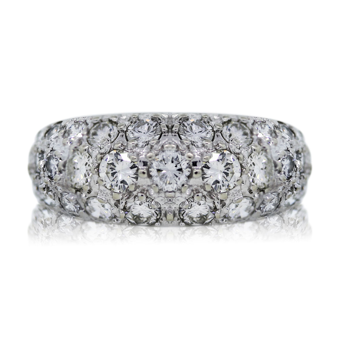 You are Viewing this Diamond Band Ring!