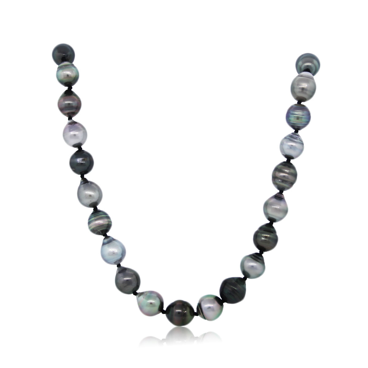 You are Viewing this Stylish Iridesse Pearl Necklace !