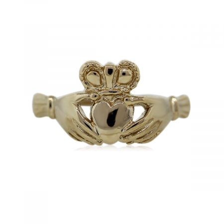 You are Viewing this Irish Claddagh Ring !