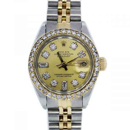 You are Viewing this Rolex Datejust 6917