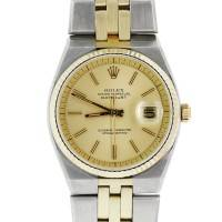 Rare Rolex Oyster Perpetual Datejust 1630 Collectible Watch