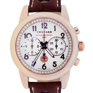 Chopard Rose Gold Watch