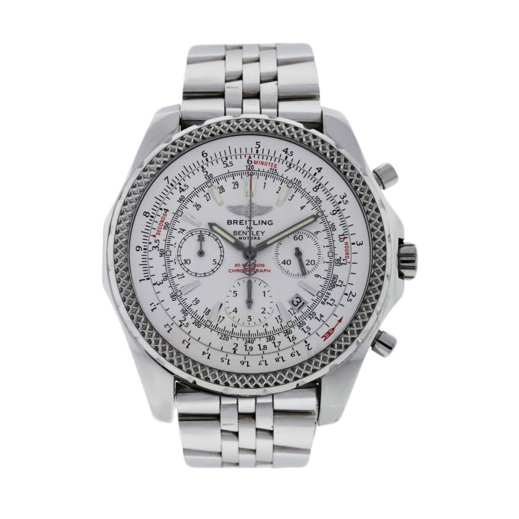 Breitling For Bentley A25362 Special Edition Stainless