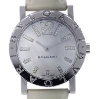 Bvlgari BB33SL Mother of Pearl and Diamond Watch