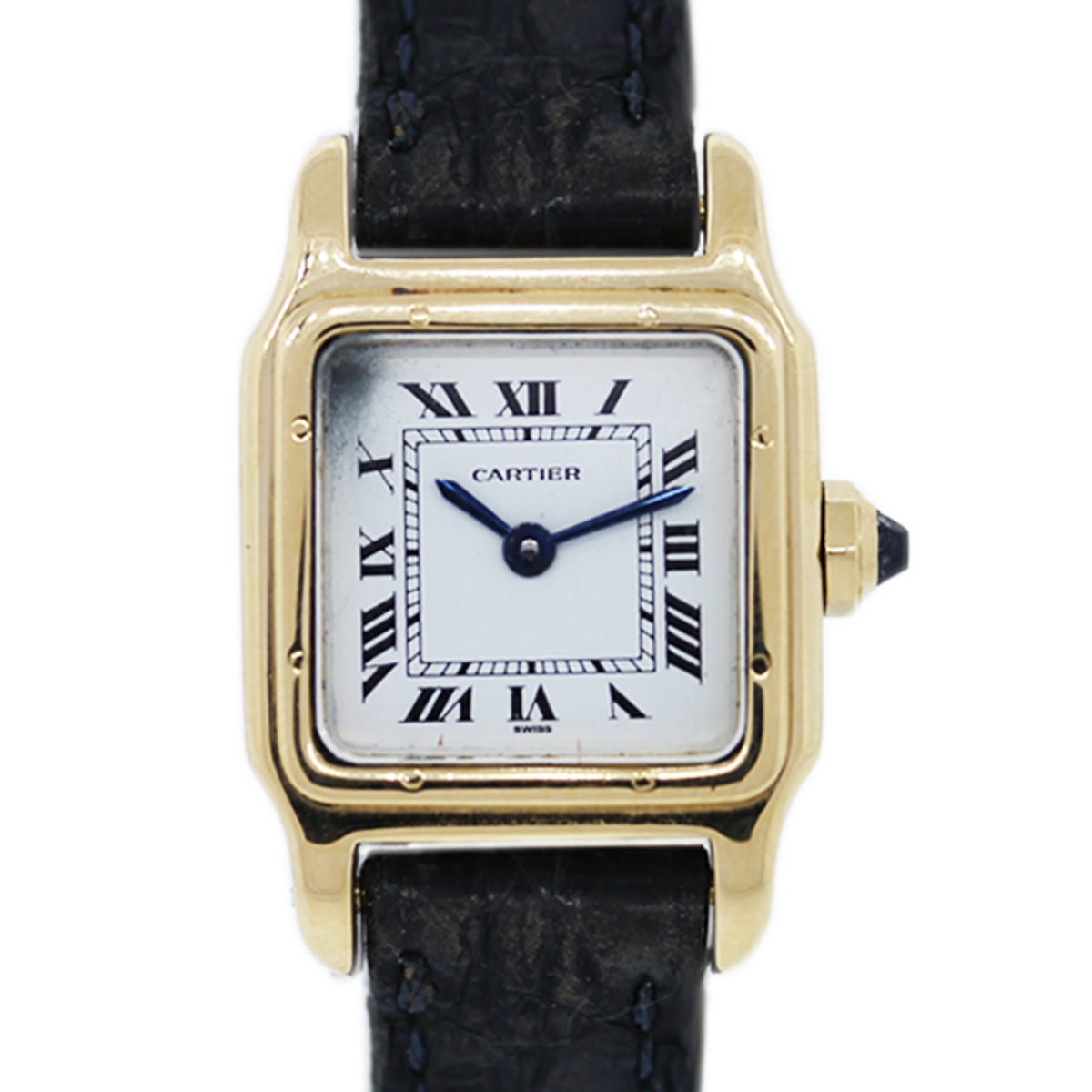 You are Viewing this Vintage Cartier Panther Watch