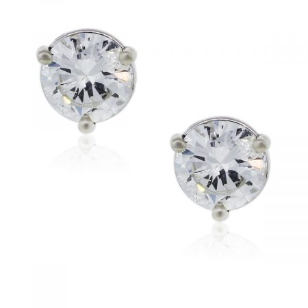 You are vieisng these 14k White Gold Diamond Stud Earrings!
