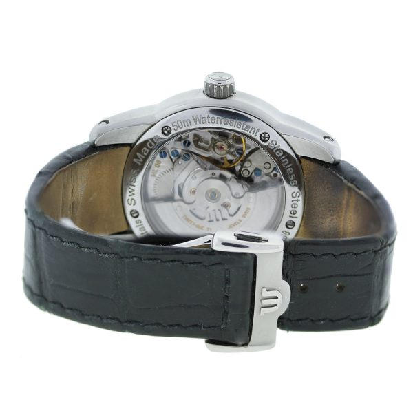 Maurice Lacroix Stainless Steel Gents Watch