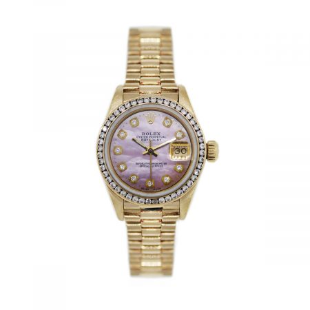 You are Viewing this All Gold Rolex Presidential 6917