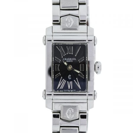 You are viewing this Phillipe Charriol Columbus CCSTRD2 Ladies Stainless Steel Watch!