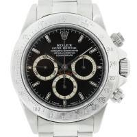 Rolex Daytona 16520 Zenith Movement Stainless Steel Men's Watch