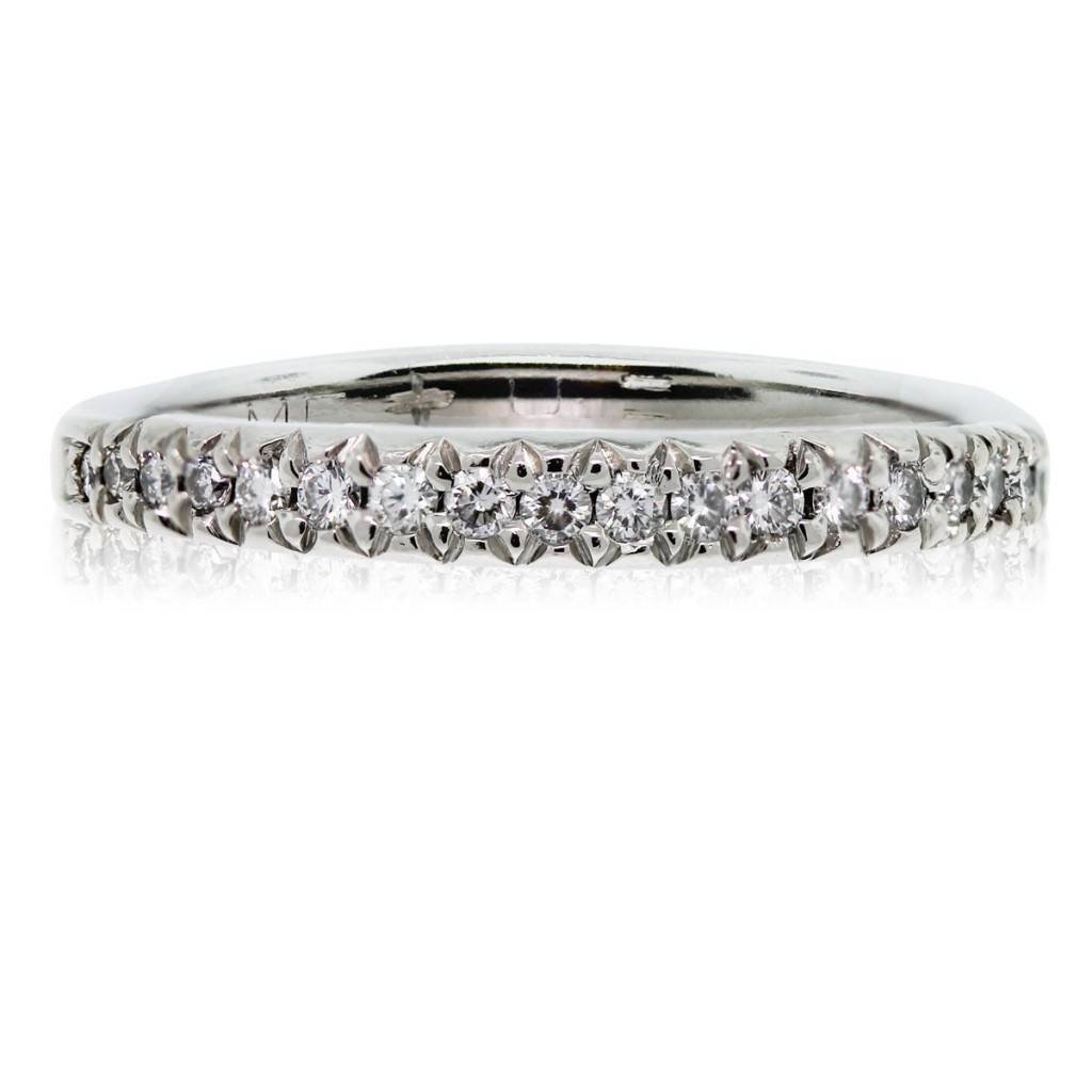Scott Kay Platinum Diamond Wedding Band Ring: Scott Kay Platinum Diamond Wedding Band Ring
