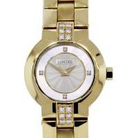 Concord 18k Diamond and Mother of Pearl Dial Ladies Watch