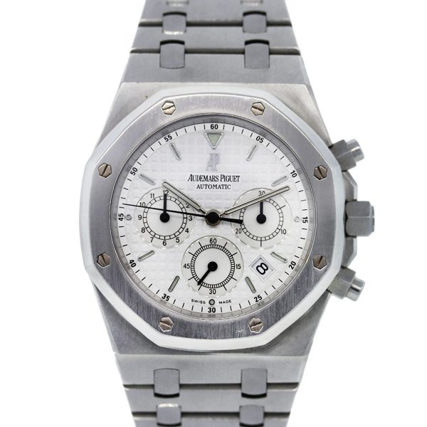 You are viewing this Audemars Piguet Royal Oak 11843 Stainless Steel Watch