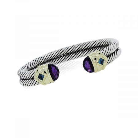 You are Viewing this Stunning David Yurman Bangle!