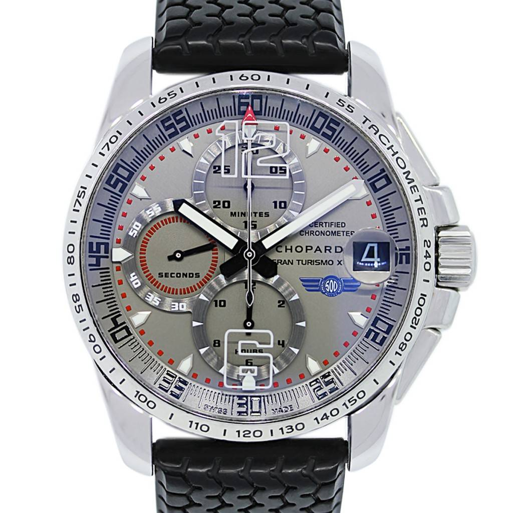 CHOPARD MILLE MIGLIA GT XL CHRONOGRAPH MENS WATCH 16/8459