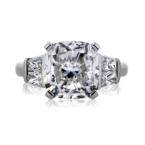 You are Viewing this 7.03ct Diamond Ring